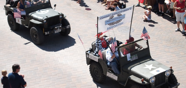 4th of July Jeep Parade